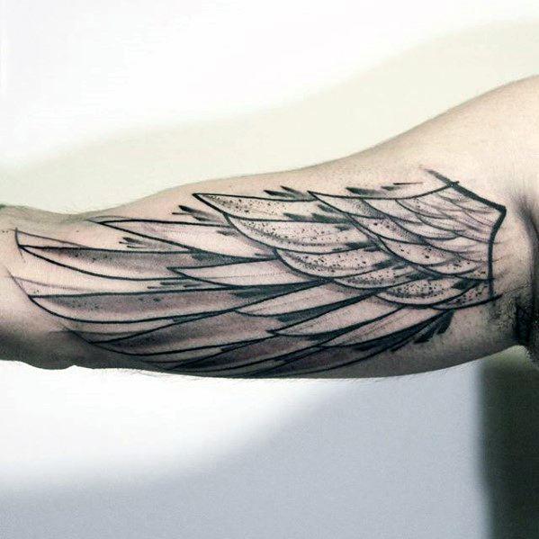 40 einzigartige Arm Tattoos für Männer - Masculine Ink Design-Ideen
