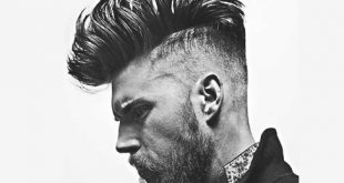 50 Mohawk Frisuren für Männer - Manly Short To Long Ideen