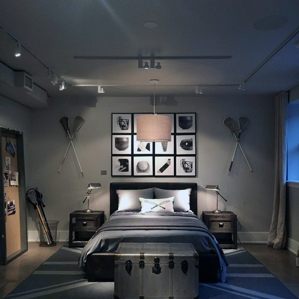Schlafzimmer Ideen Für Männer: Top 70 Besten Teen Boy Schlafzimmer Ideen