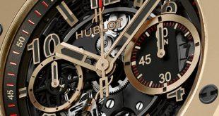 """Hublot Big Bang Unico """"Magic Gold"""" Uhr - Das erste kratzfeste Gold der Welt"""