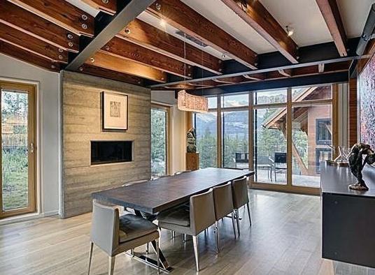 Top besten konkrete kamin designs minimalistische interieur