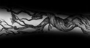 40 Tree Leg Tattoo Design-Ideen für Männer - Rooted Ink