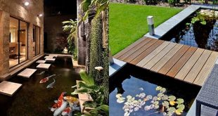 Top 50 besten Hinterhof Teich Ideen - Outdoor Water Feature Designs