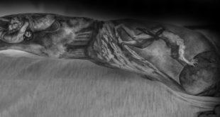 30 Sisyphus Tattoo-Designs für Männer - griechische Mythologie Tinte Ideen