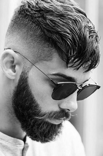Undercut Frisur Für Männer 60 Männliche Haarschnitt Ideen Mann