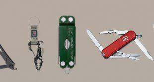 Top 25 Beste Schlüsselanhänger Multi-Tools für Männer - Handliche tragbare Werkzeuge