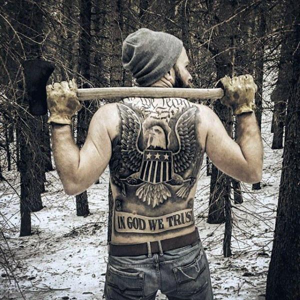 60 Wir Die Menschen Tattoo Designs für Männer - Verfassung Tinte Ideen