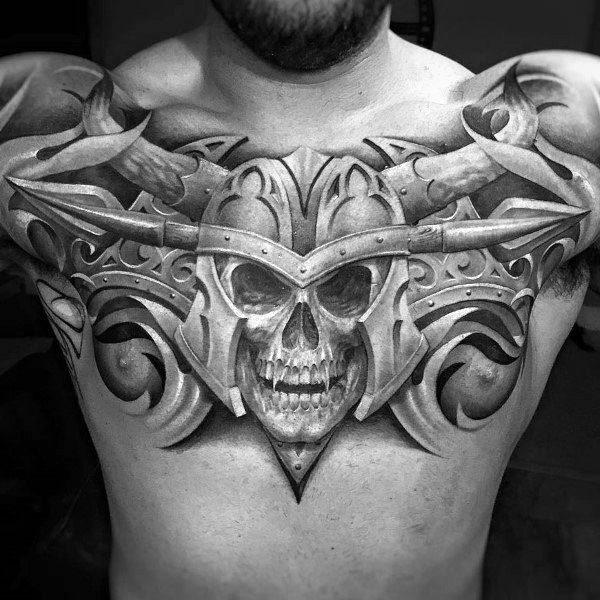 Top 70 coolsten Tattoos für Männer - Maskulin Design-Ideen