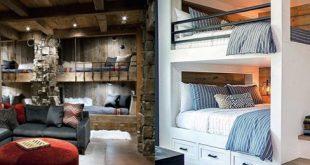 Top 70 besten Etagenbett Ideen - platzsparende Schlafzimmer-Designs