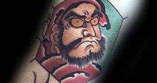 50 Kite Tattoo Designs für Männer - emporhebende Tinte Ideen