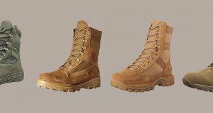 Top 20 beste taktische Stiefel für Männer - Manly Military-Grade-Schuhe