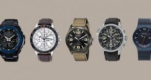 Top 30 besten solarbetriebenen Uhren für Männer - stilvolle Sun Ray Uhren