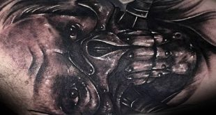 50 Mad Max Tattoo Designs für Männer - Fury Road Ideen