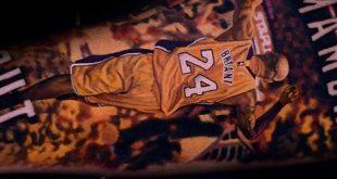30 Kobe Bryant Tattoo Designs für Männer - Basketball-Tinte Ideen