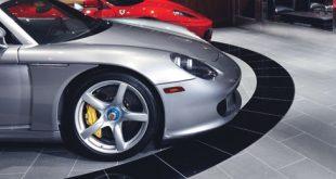 90 Garage-Bodenbelag-Ideen für Männer - Farbe, Fliesen und Epoxy-Beschichtungen