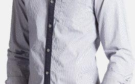Herren Guess Rockwell Slim-Fit Hemd