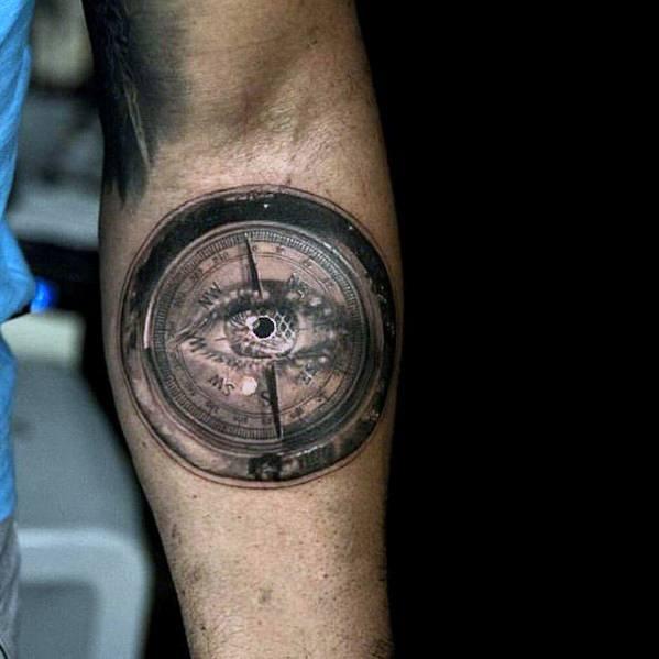 50 Kleine Einzigartige Tattoos Für Männer Coole Kompakte