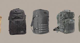 Top 20 der besten taktischen Rucksäcke für Männer - Battlefield Worthy Taschen