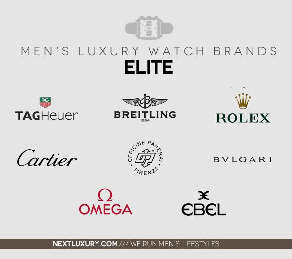Die besten Herren Luxusuhren Marken Guide