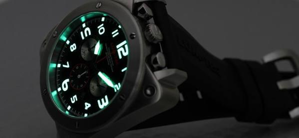 Lum-Tec Bull 45 Herren Chronograph Uhr