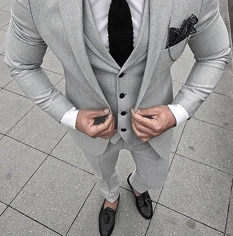 Top 30 Besten Charcoal Grey Suit Schwarz Schuhe Styles For Men - Men's Fashion Ideas