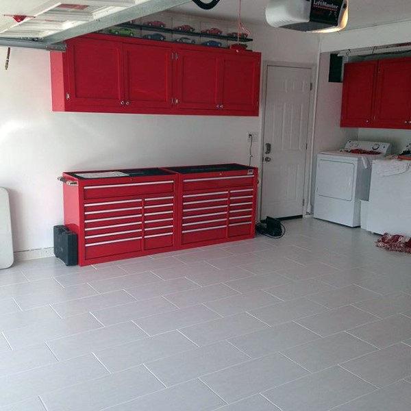 90 garage bodenbelag ideen f r m nner farbe fliesen und - Fliesen fur garage ...