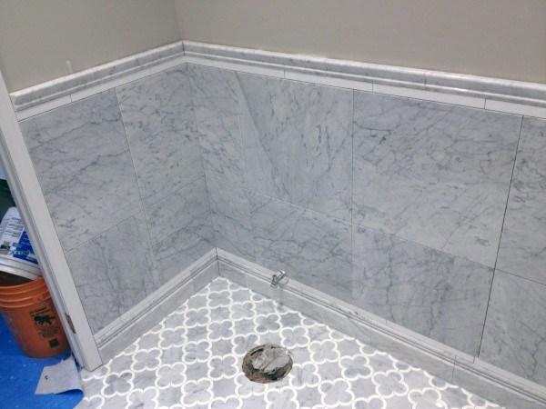 Top 60 besten Badezimmer Stock Design Ideen - Luxus Fliesenboden Inspiration