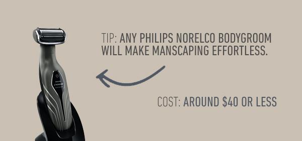 Intimes Manscaping: Sollten Männer ihre Schamgegend rasieren?