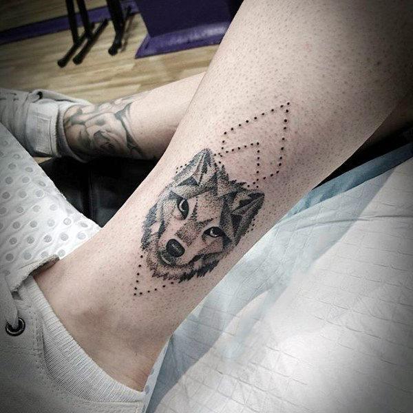 Tattoos Hund