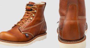 Thorogood American Heritage Plain-Toe Stiefel