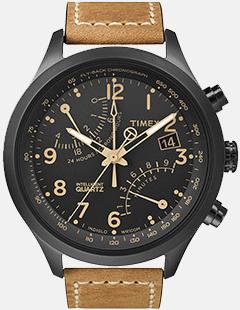 Timex Intelligente Flyback Chronograph Uhr
