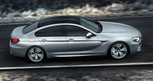 Luxus trifft Kraft mit dem BMW M6 Gran Coupé 2014