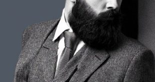Wie man einen Bart wachsen lässt - alles, was ich gelernt habe, das Rasiermesser niederzulegen