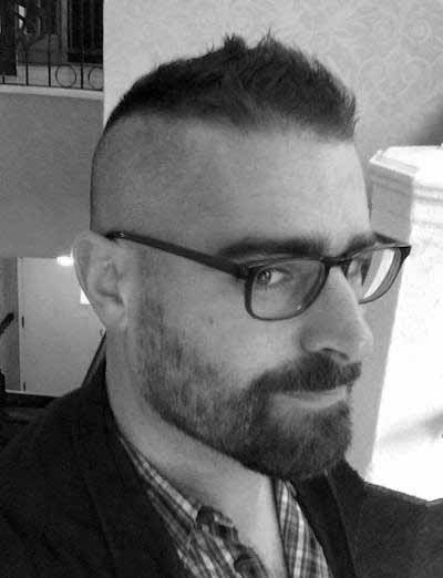 50 Mohawk Frisuren für Männer - Manly Short To Long Ideen