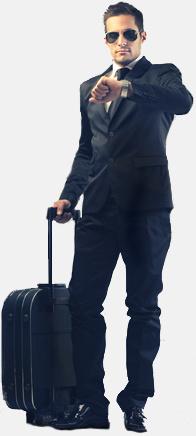 Essentials Travel Checkliste für Männer