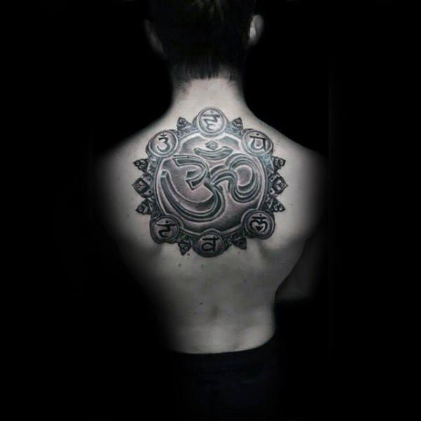 40 Chakras Tattoo Designs für Männer - Spirituelle Tinte Ideen