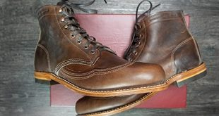Herren Wolverine Addison 1000 Mile Wingtip Stiefel Bewertung - USA Made Chromexcel Footwear