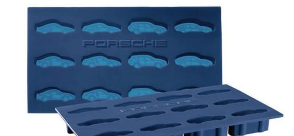 Porsche Eiswürfelform