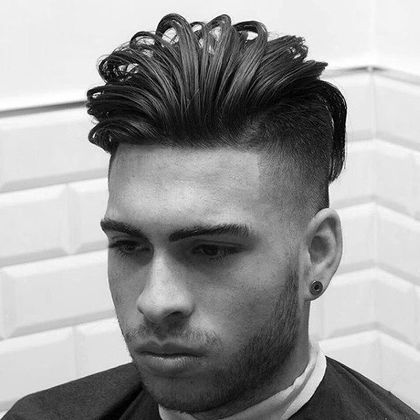 Top 75 Besten Trendigen Frisuren Fur Manner Modern Manly Cuts