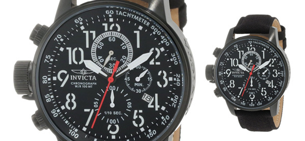 Invicta 1517 I Force Chronograph Uhr