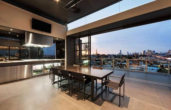 Coppin Penthouse von JAM Architekten entworfen
