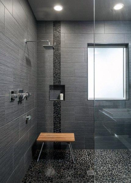 Top 50 besten Dusche Fliesen Ideen - Badezimmer Bodenbelag ...