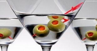 Wie man einen Martini - den definitiven Martini-Cocktail-Führer bestellt