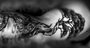 60 Bonsai Tree Tattoo Designs für Männer - Zen Ink Ideen