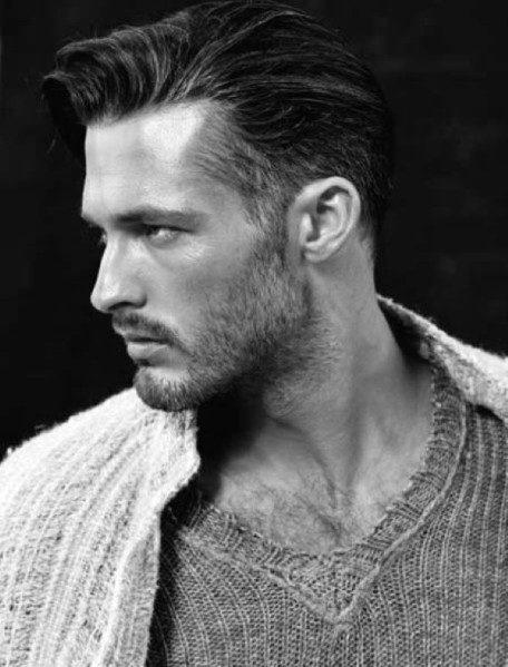 Kopf zum Barbershop mit 17 coolen Frisuren für Männer