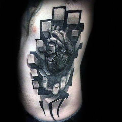 70 Original Tattoos für Männer - Cool Masculine Ink Design-Ideen