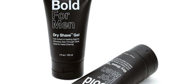 Fett für Männer trockenes Rasiergel