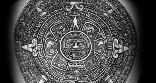 40 Mayakalender Tattoo Designs für Männer - Tzolkin-Tinten-Ideen