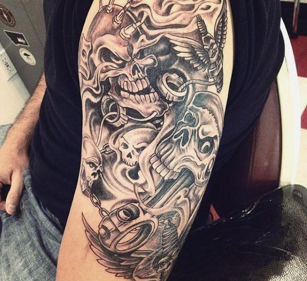 Kolben Tattoo