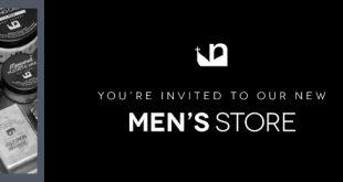 Nächster Luxus Herren Shop: Sie sind eingeladen